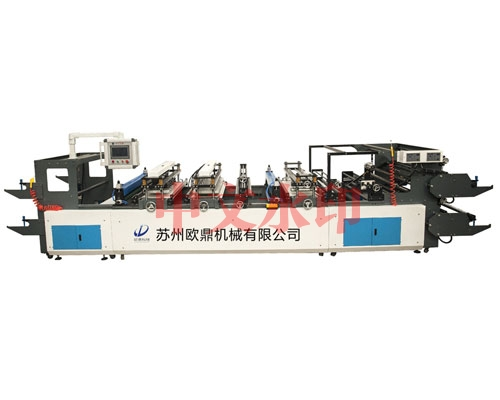 OD1200氣柱袋成型機(A機)-氣柱袋生產設備