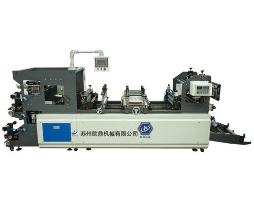 OD668连卷充气制袋机-气柱袋生产设备